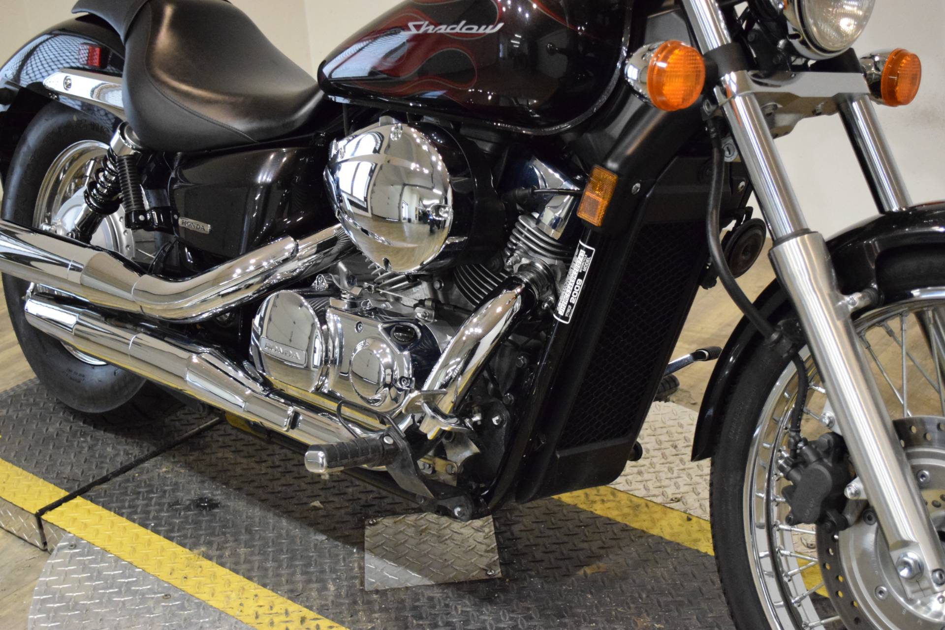 Motorcycle Cover HONDA Shadow Spirit NEW X red//black 4