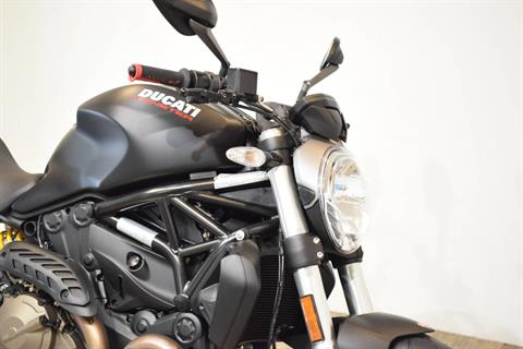 2015 Ducati Monster 821 Dark in Wauconda, Illinois