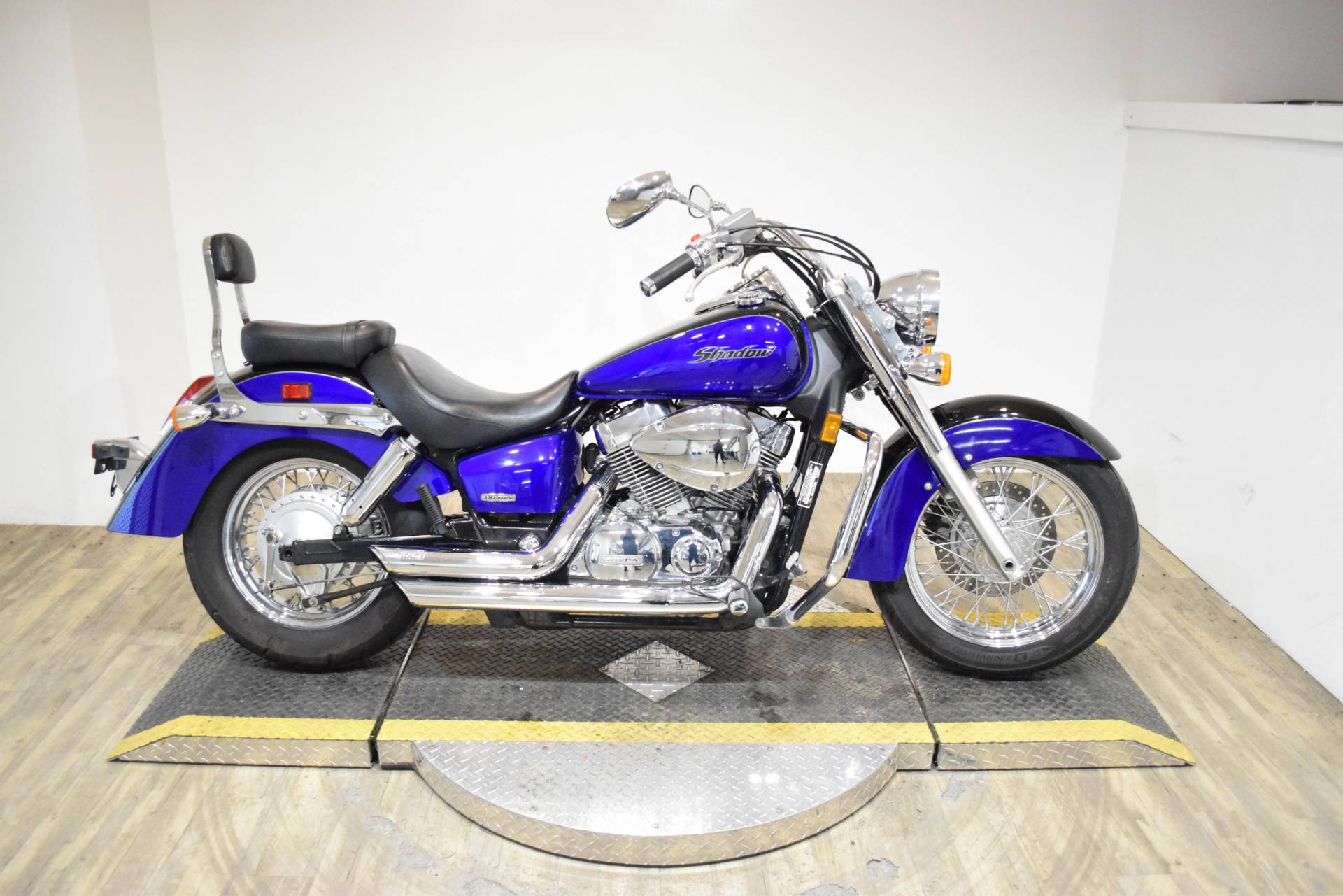 2005 Honda Shadow Aero® 750 in Wauconda, Illinois - Photo 1
