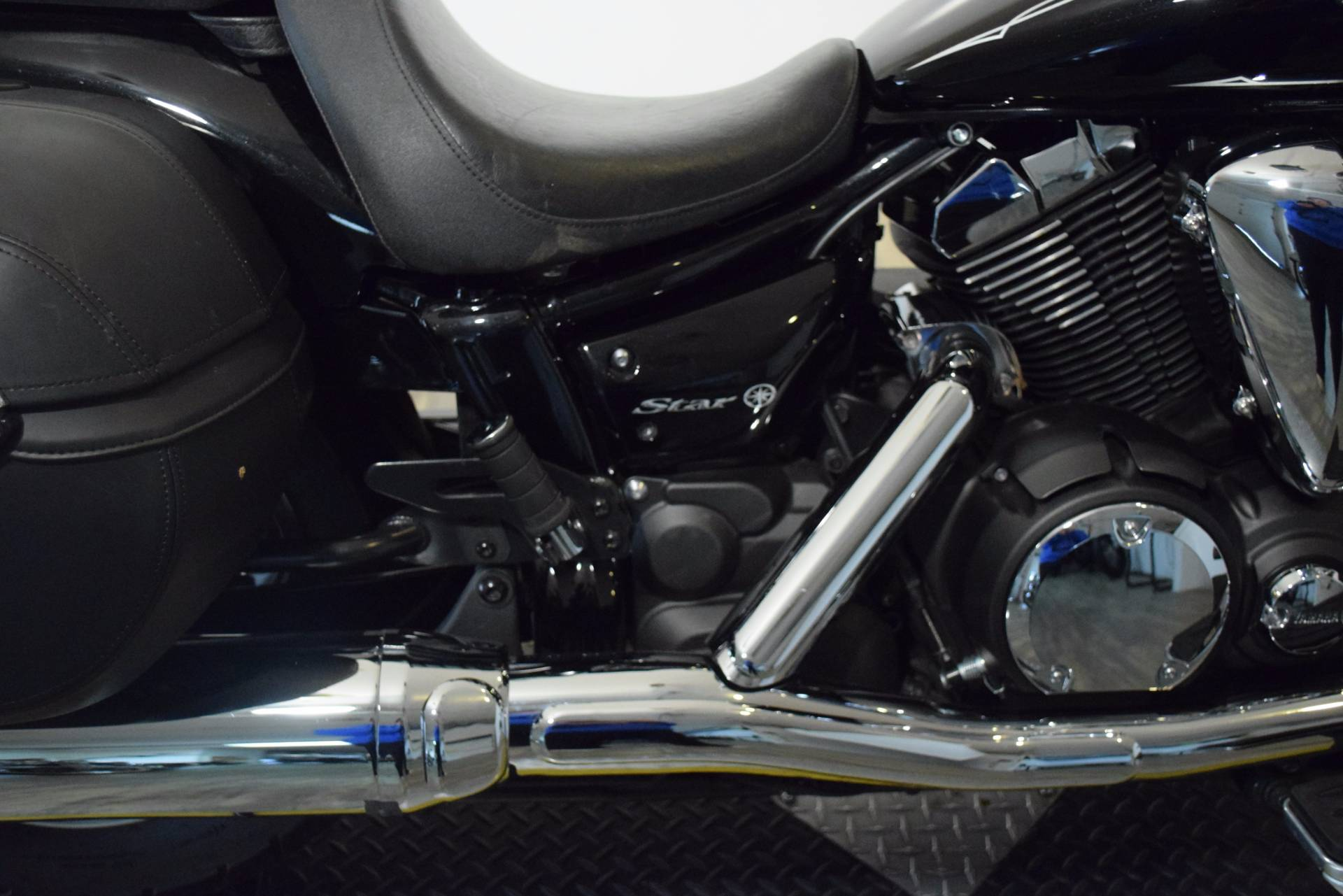 2012 Yamaha V Star 950 Tourer in Wauconda, Illinois
