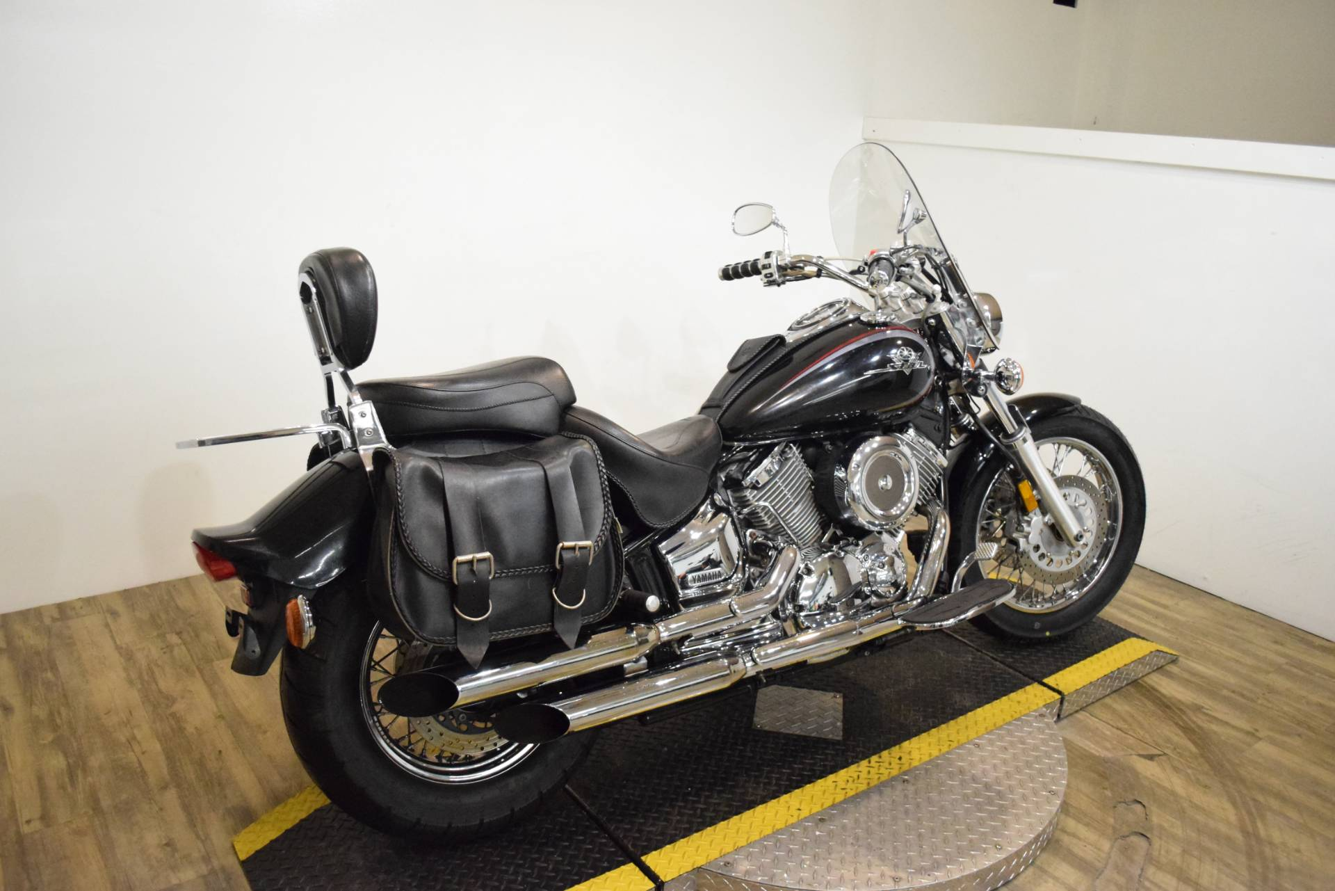 2002 Yamaha V Star 1100 Custom in Wauconda, Illinois - Photo 9