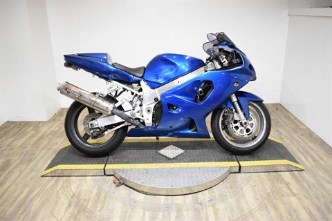 2001 Suzuki GSX-R 750 in Wauconda, Illinois - Photo 1
