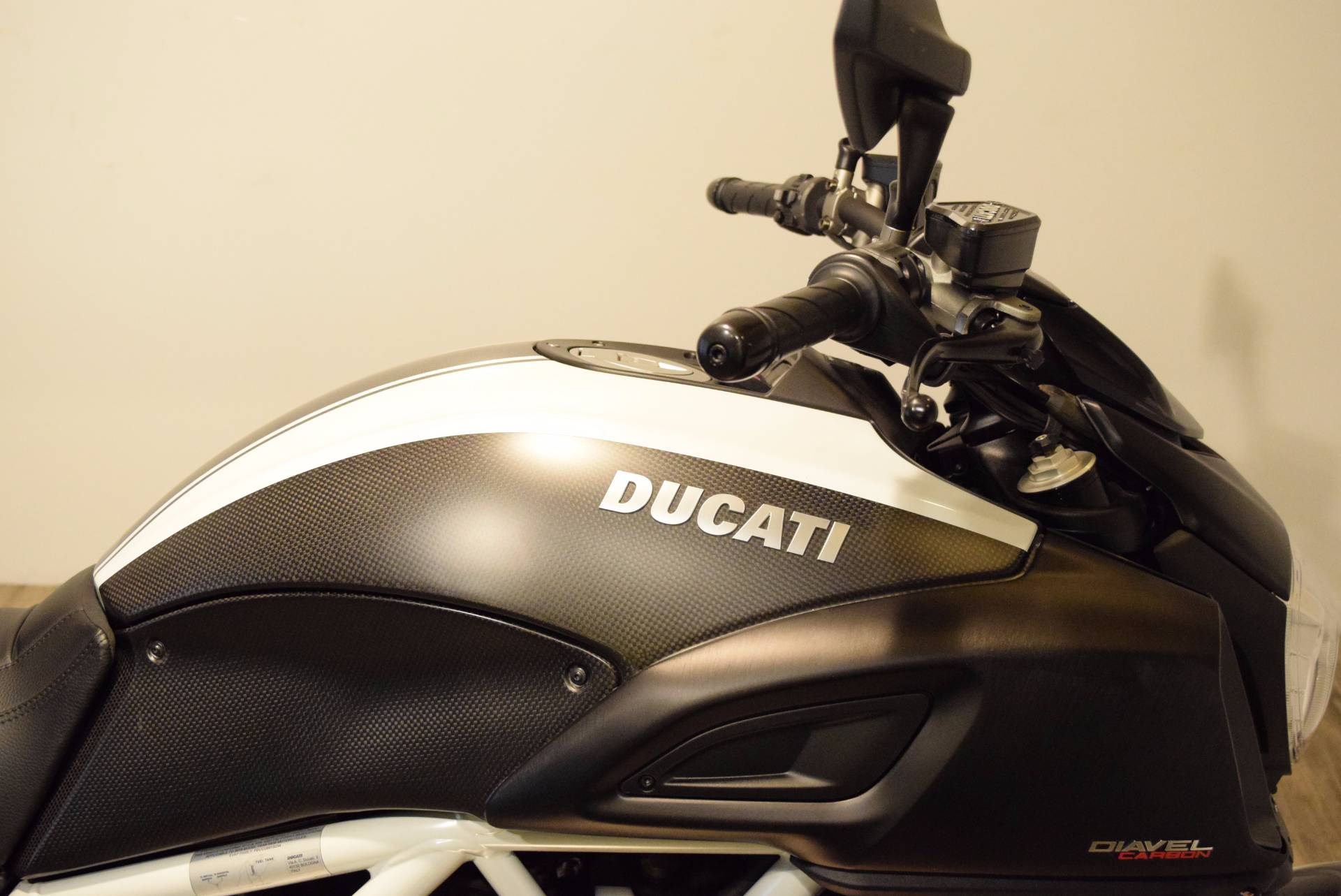 2015 Ducati Diavel Carbon in Wauconda, Illinois