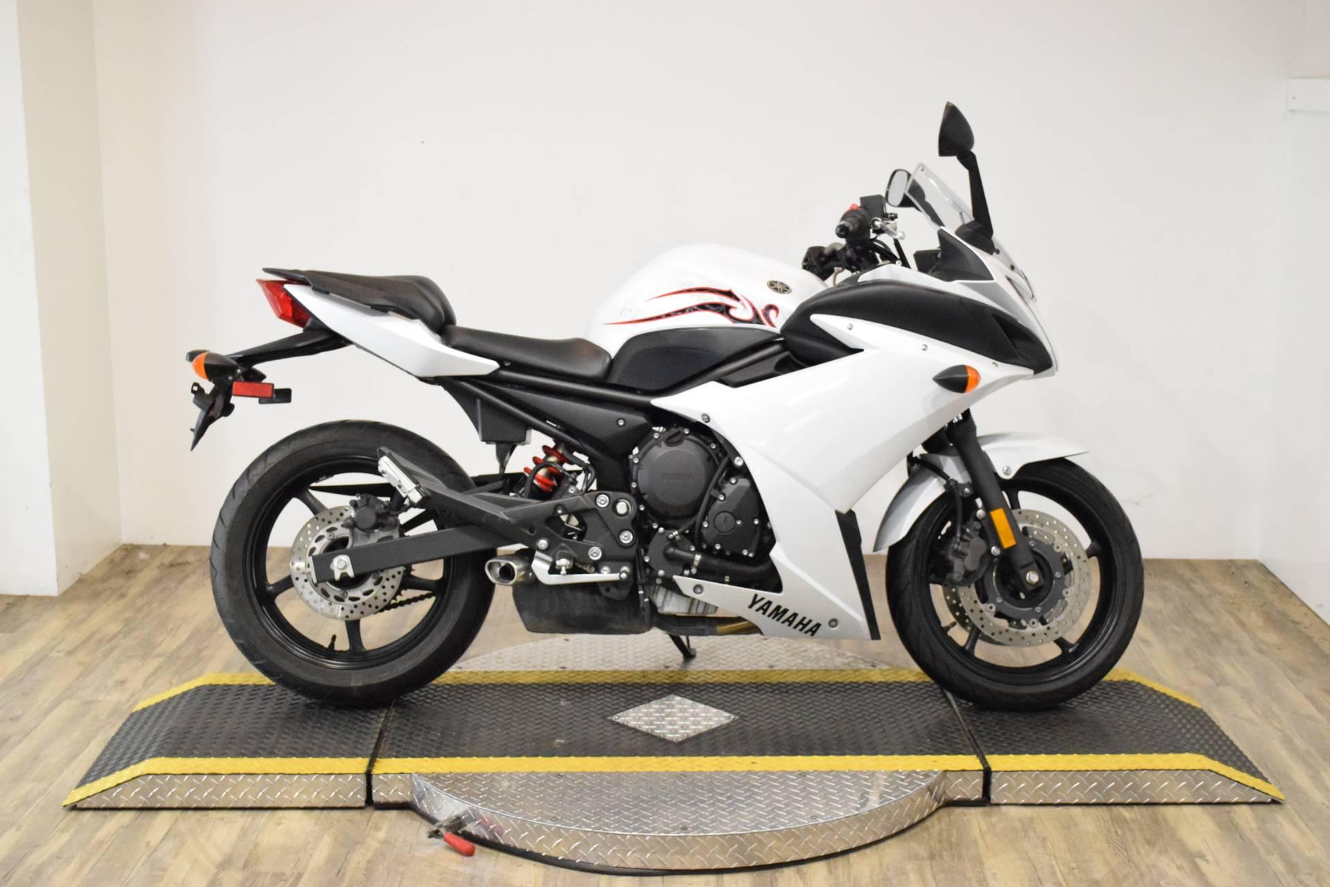 2009 Yamaha FZ6R Used Motorcycle for Sale Wauconda Illinois