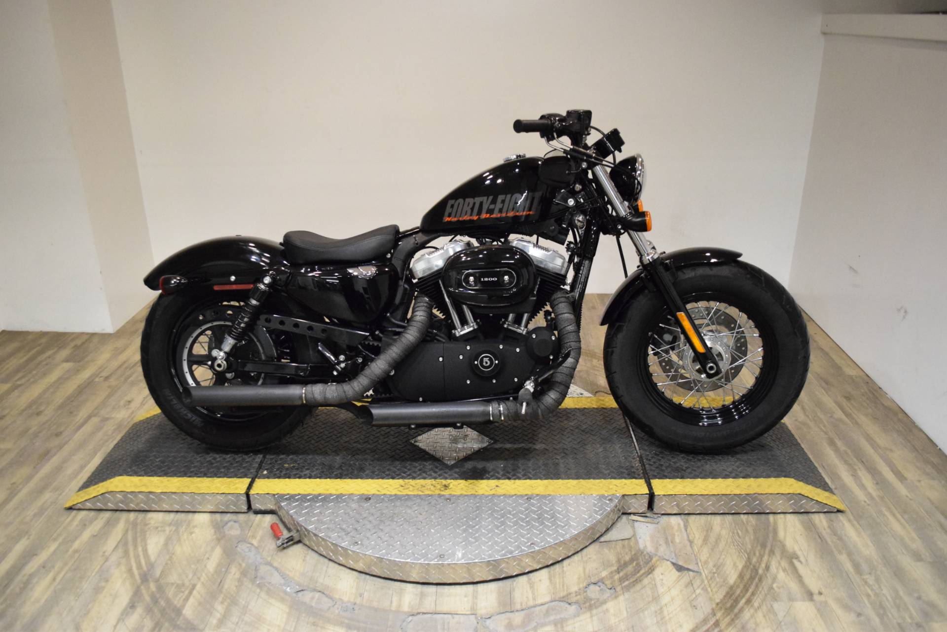 2012 Harley-Davidson Sportster® Forty-Eight® in Wauconda, Illinois - Photo 1
