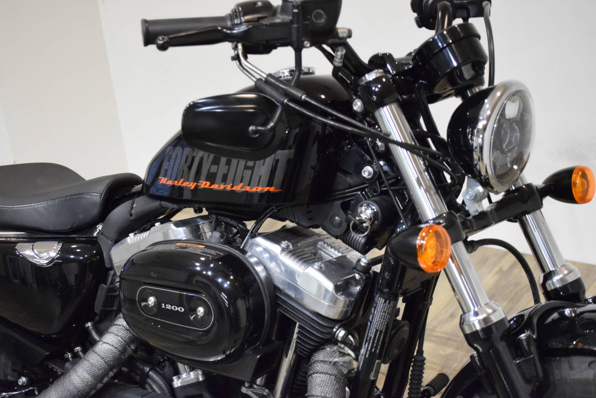 2012 Harley-Davidson Sportster® Forty-Eight® in Wauconda, Illinois - Photo 3