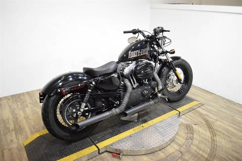 2012 Harley-Davidson Sportster® Forty-Eight® in Wauconda, Illinois - Photo 9