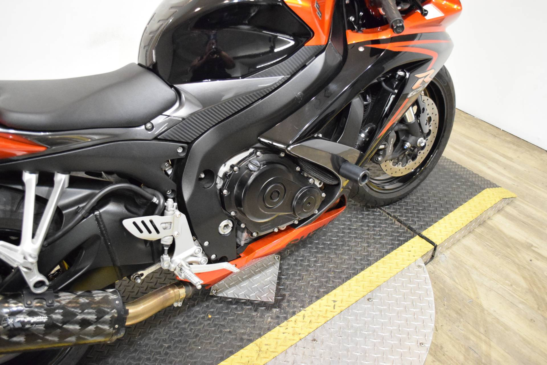 2008 Suzuki GSX-R750™ in Wauconda, Illinois - Photo 6