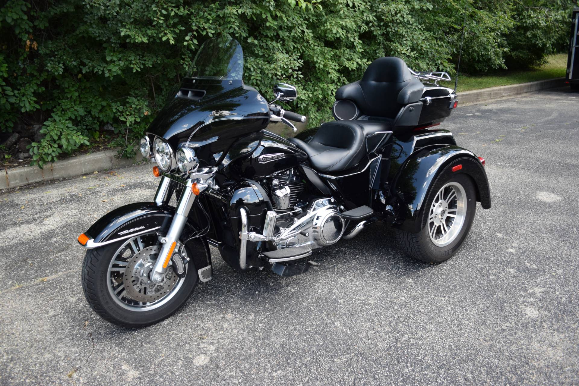 2017 Harley-Davidson Tri Glide® Ultra in Wauconda, Illinois - Photo 26
