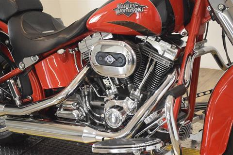 2011 Harley-Davidson CVO™ Softail® Convertible in Wauconda, Illinois