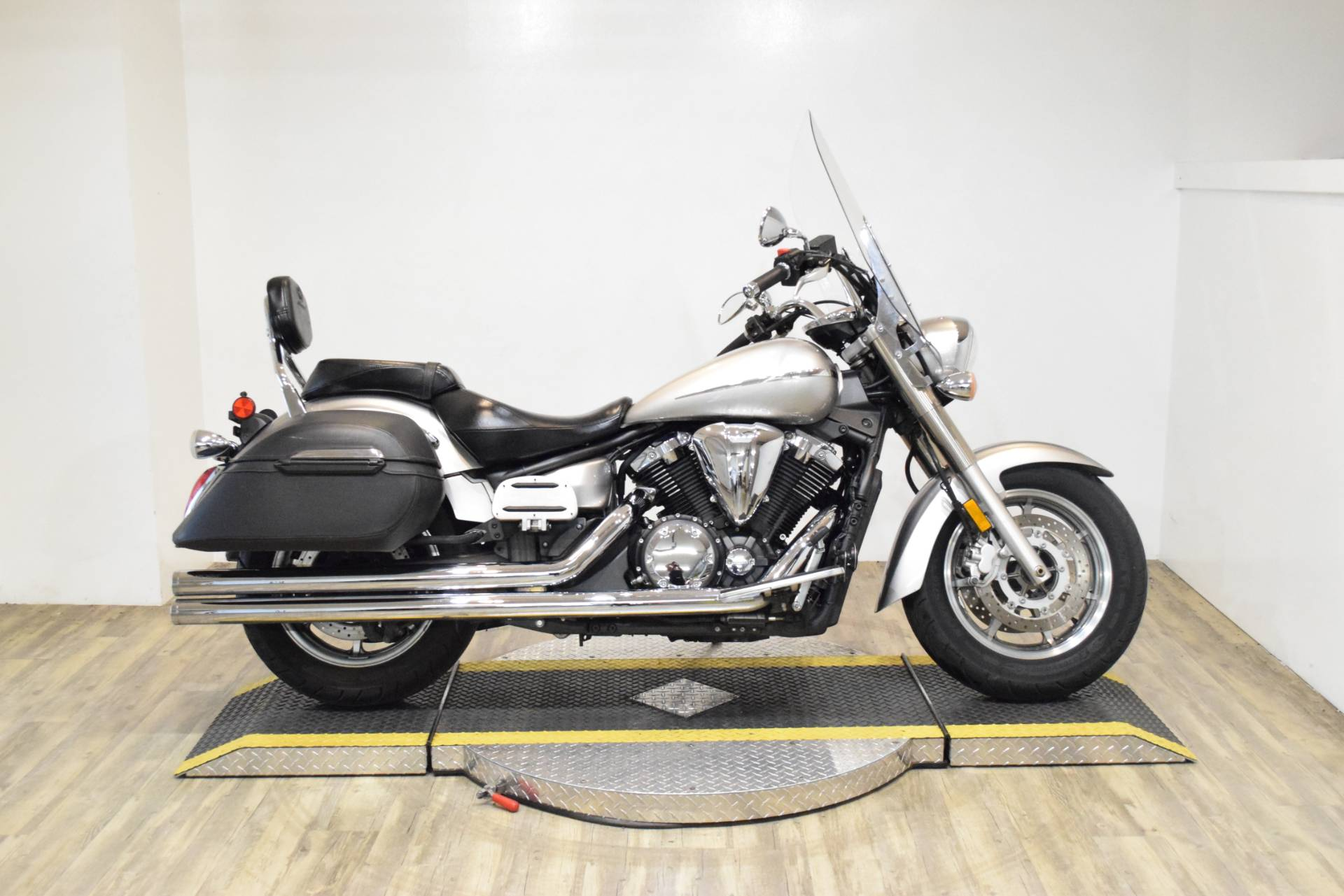 2007 Yamaha V Star® 1300 Tourer in Wauconda, Illinois - Photo 1