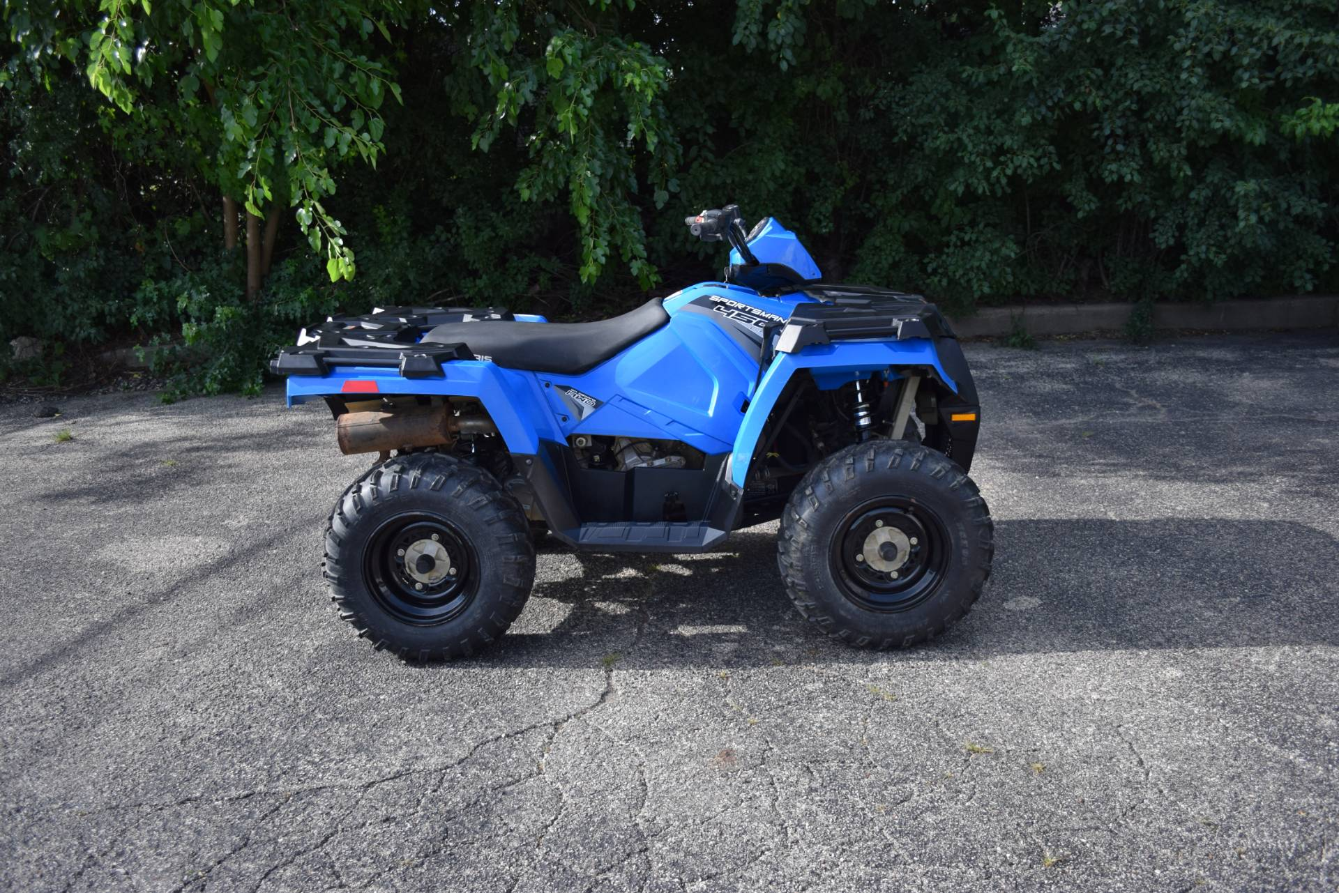 2017 Polaris Sportsman 450 H.O. in Wauconda, Illinois - Photo 1