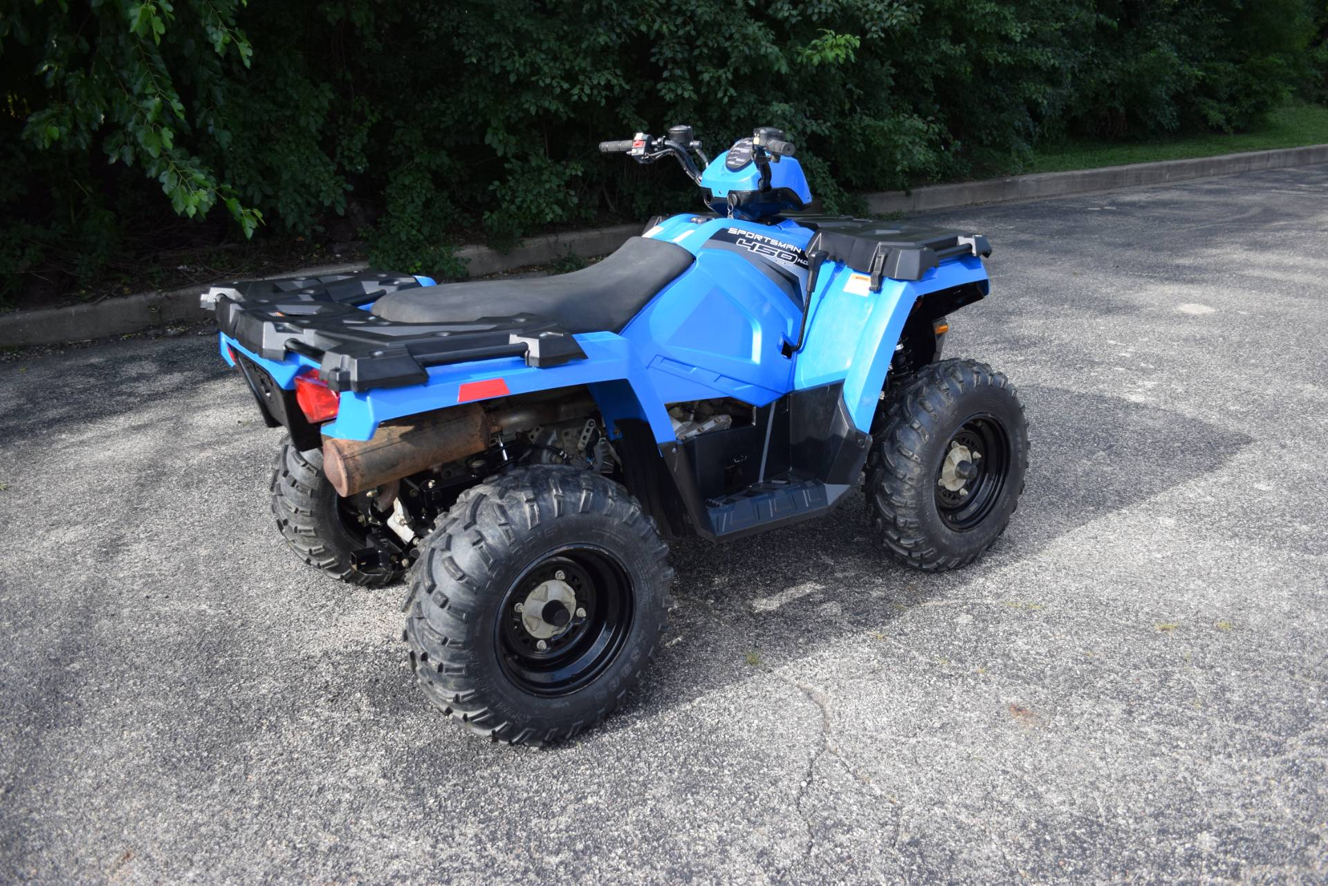 2017 Polaris Sportsman 450 H.O. in Wauconda, Illinois - Photo 9