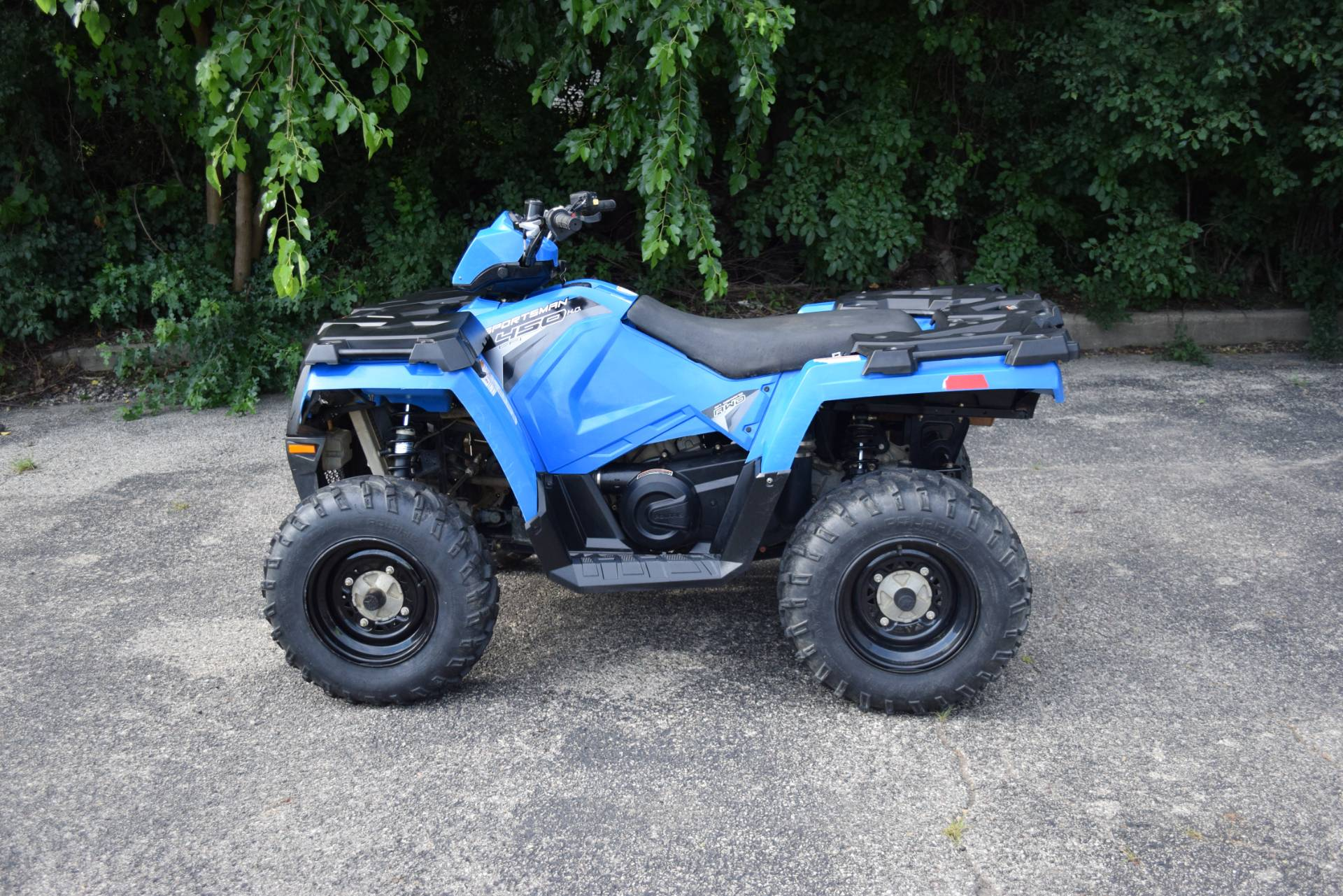 2017 Polaris Sportsman 450 H.O. in Wauconda, Illinois - Photo 16