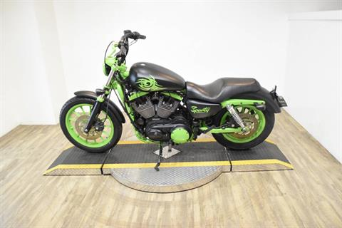 2008 Harley-Davidson Sportster 1200 Low in Wauconda, Illinois