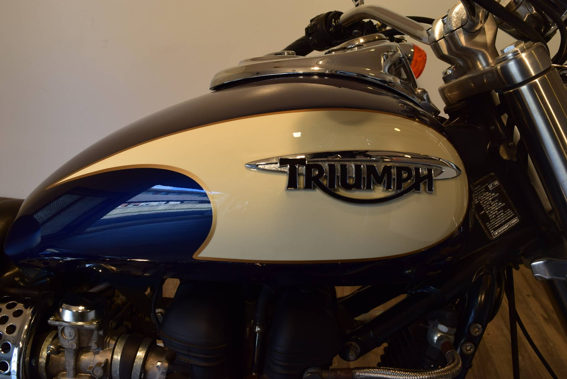 2009 Triumph America in Wauconda, Illinois