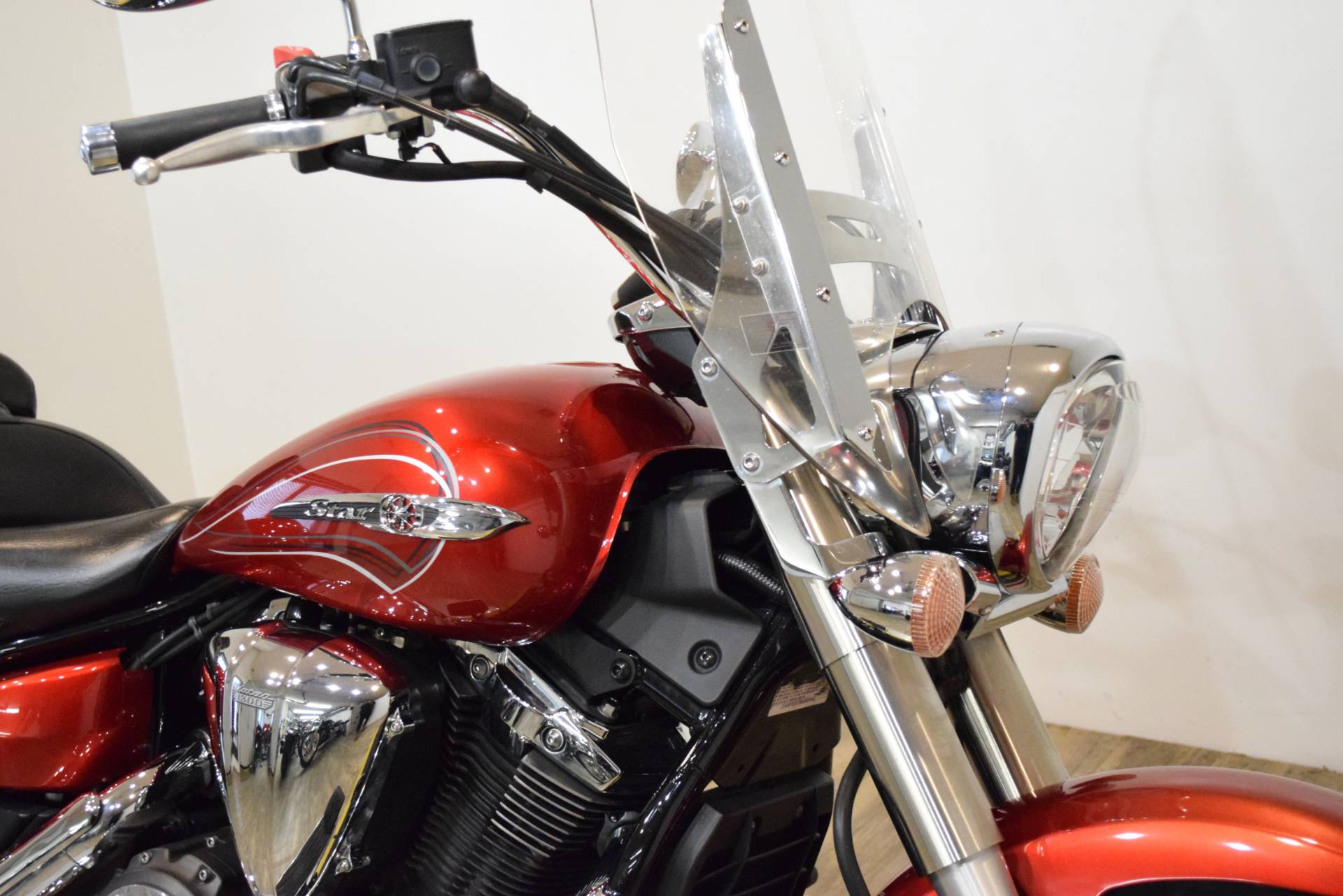 2011 Yamaha V Star 1300 Tourer in Wauconda, Illinois - Photo 3
