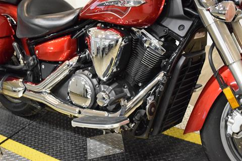 2011 Yamaha V Star 1300 Tourer in Wauconda, Illinois - Photo 4