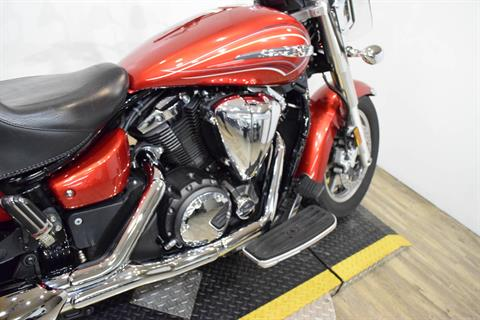 2011 Yamaha V Star 1300 Tourer in Wauconda, Illinois - Photo 7