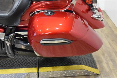 2011 Yamaha V Star 1300 Tourer in Wauconda, Illinois - Photo 18