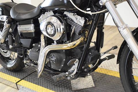 2015 Harley-Davidson Wide Glide® in Wauconda, Illinois - Photo 4