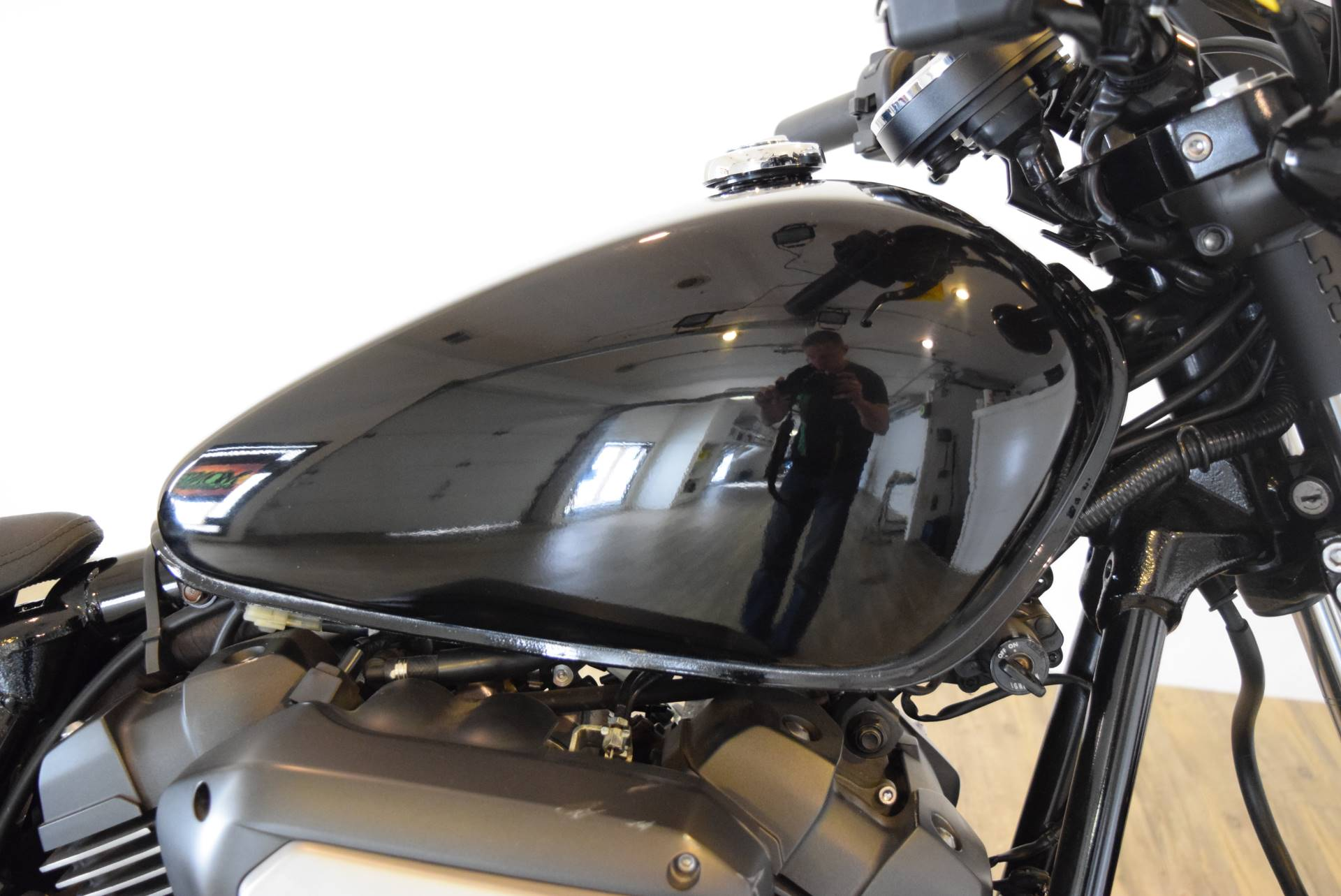 2014 Yamaha Bolt 3