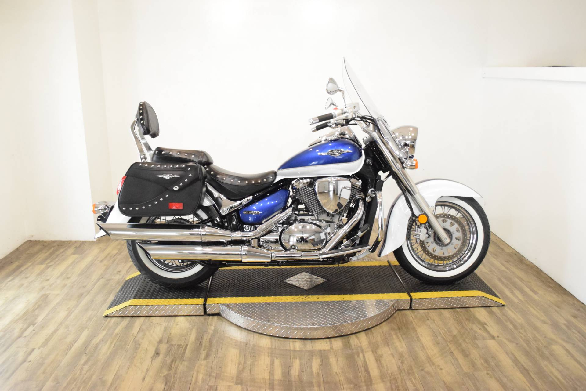 2012 Suzuki Boulevard C50T in Wauconda, Illinois - Photo 1