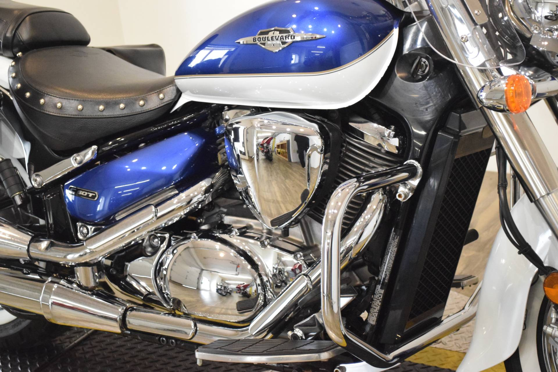 2012 Suzuki Boulevard C50T in Wauconda, Illinois