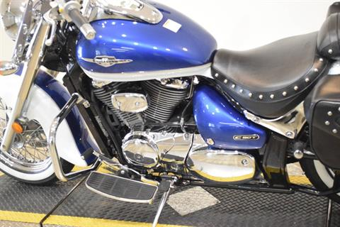 2012 Suzuki Boulevard C50T in Wauconda, Illinois - Photo 20
