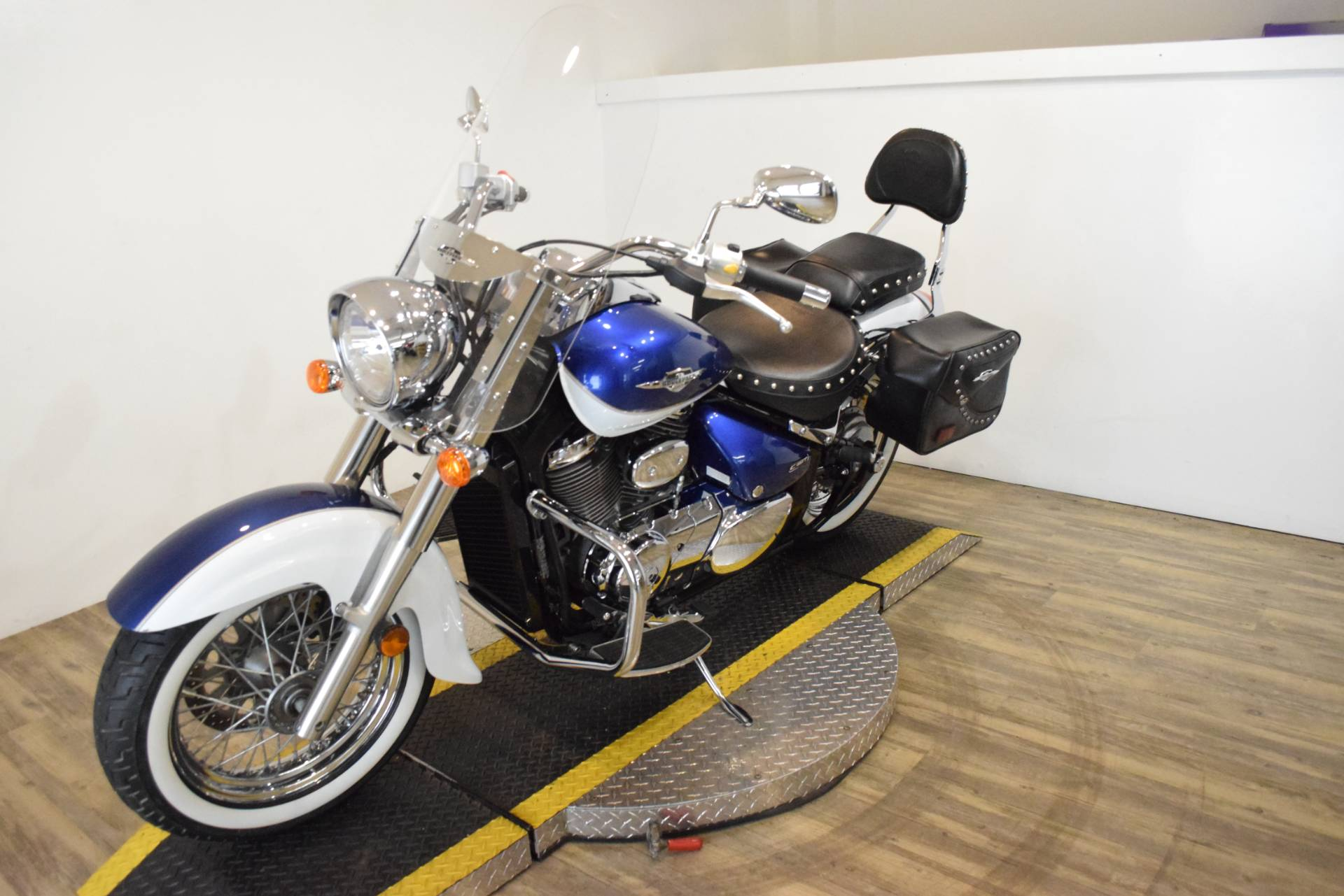 2012 Suzuki Boulevard C50T in Wauconda, Illinois - Photo 24
