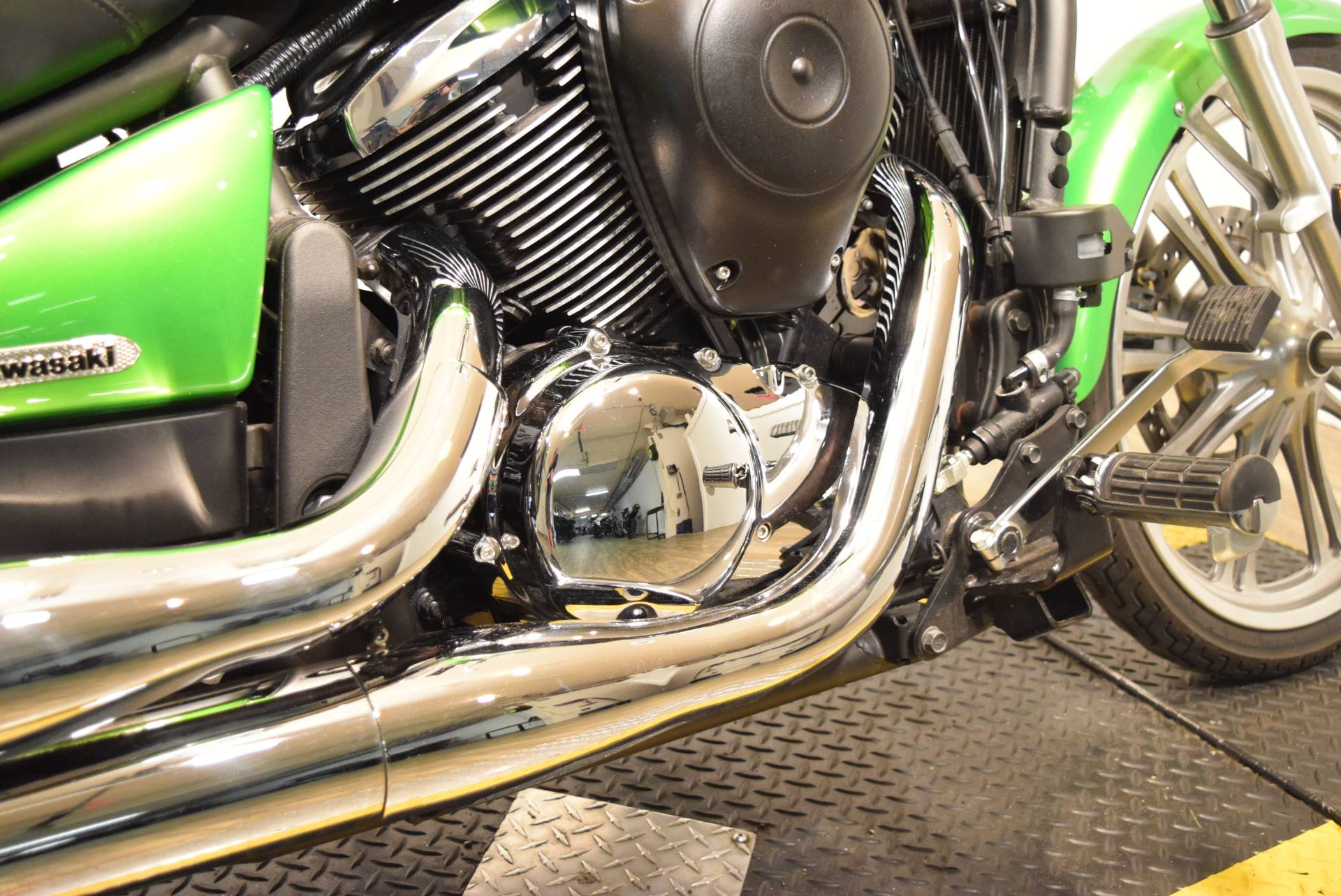 2008 Kawasaki Vulcan® 900 Custom in Wauconda, Illinois
