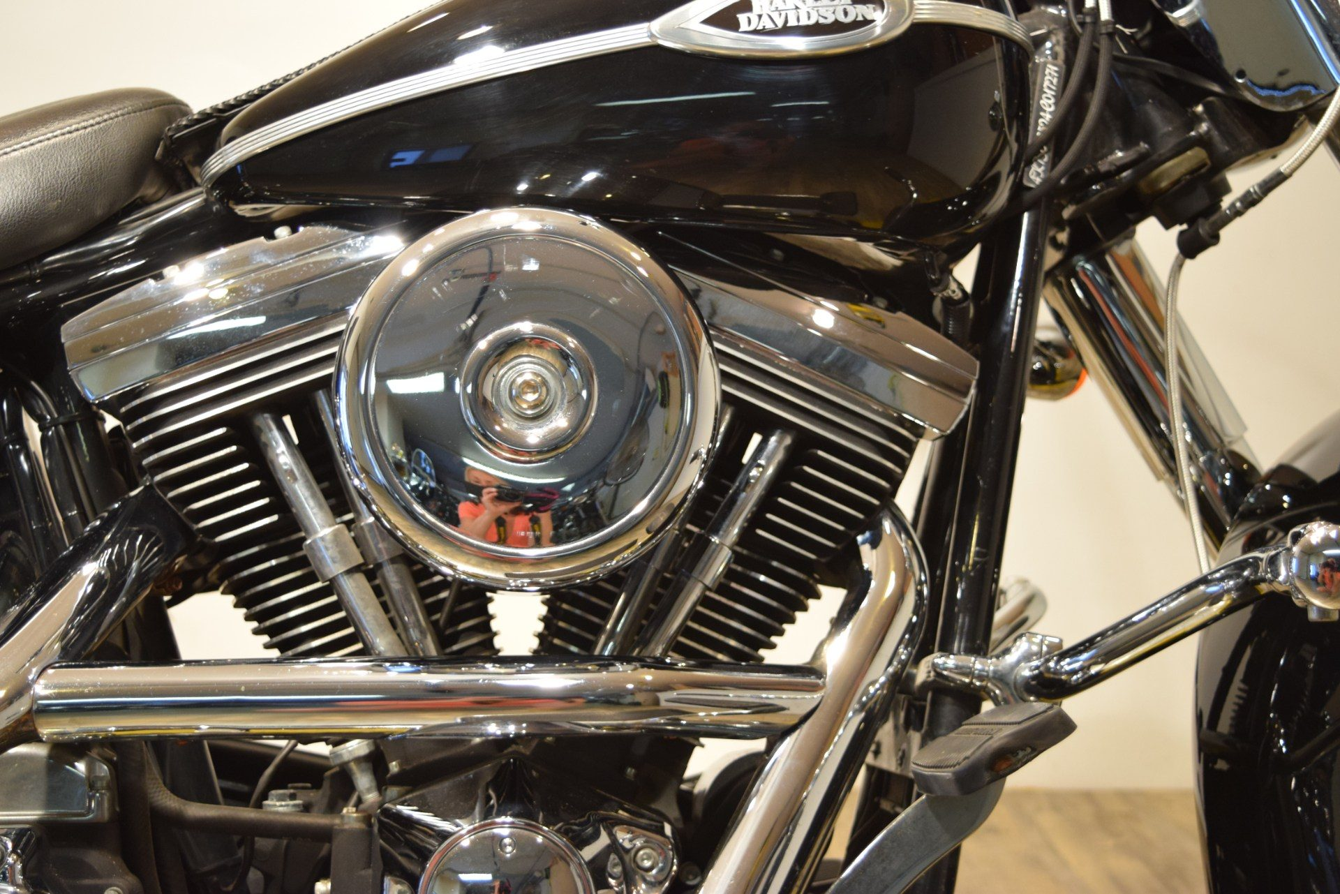 2007 Custom Custom HD Softail in Wauconda, Illinois