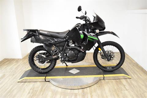2016 Kawasaki KLR 650 in Wauconda, Illinois - Photo 1