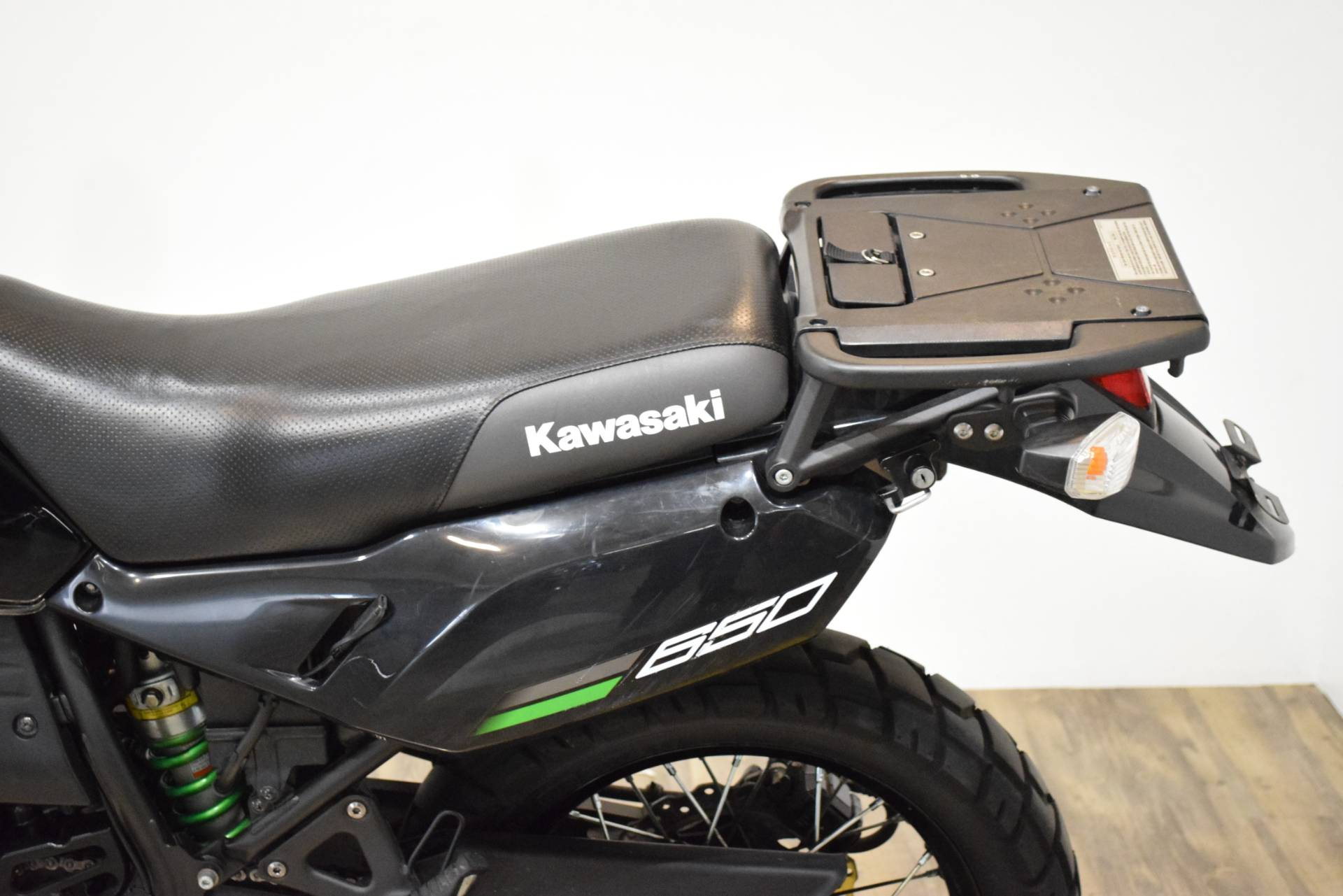 2016 Kawasaki KLR 650 in Wauconda, Illinois - Photo 19