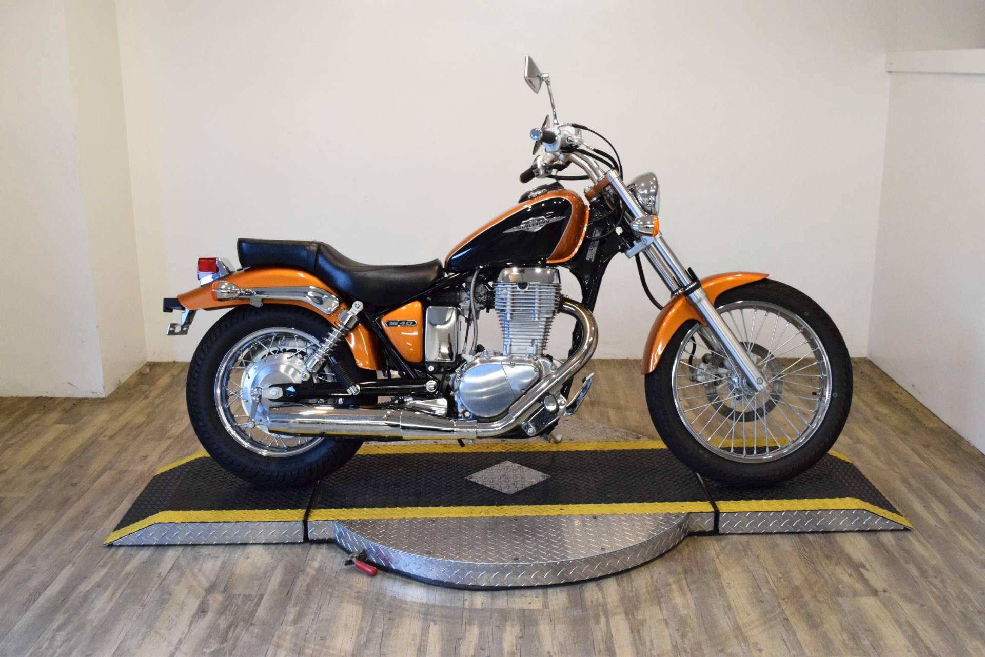 2012 Suzuki Boulevard S40 Used Motorcycle for Sale Wauconda Illinois