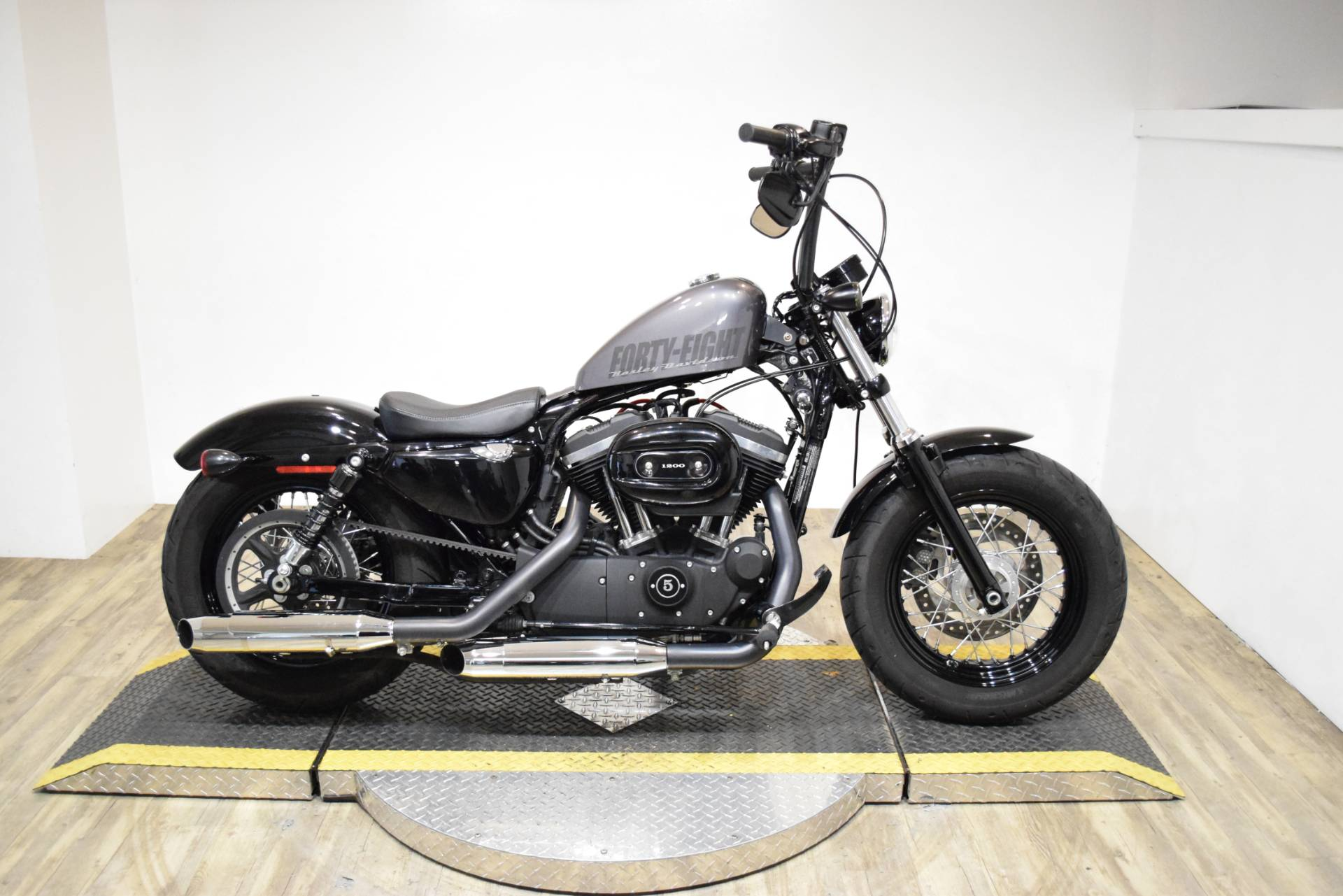2015 Harley-Davidson Forty-Eight® in Wauconda, Illinois - Photo 1