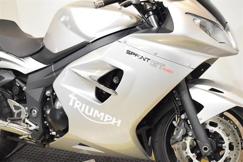 2011 Triumph Sprint GT ABS in Wauconda, Illinois