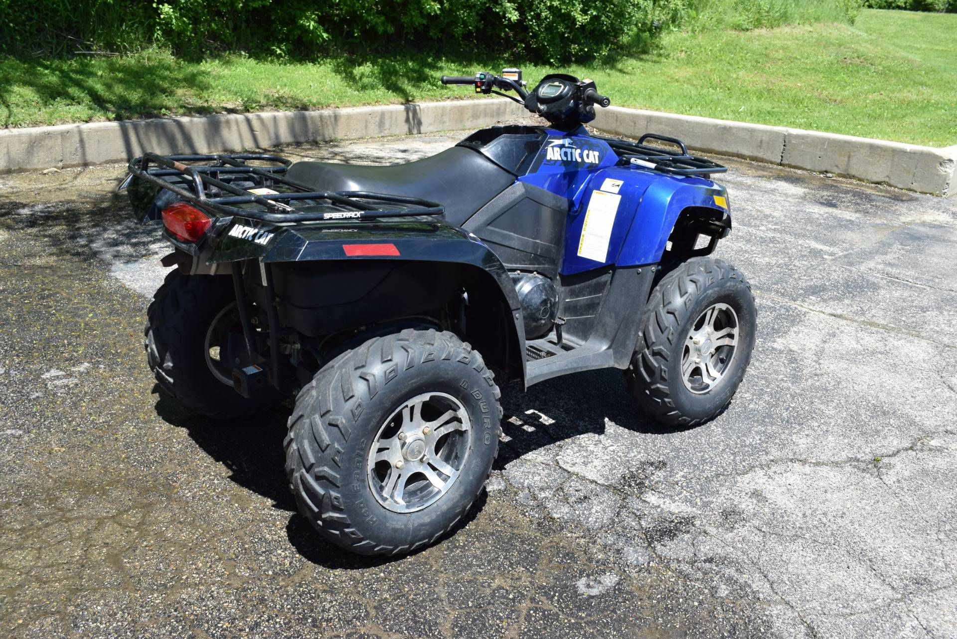 2012 Arctic Cat 450i GT in Wauconda, Illinois - Photo 8