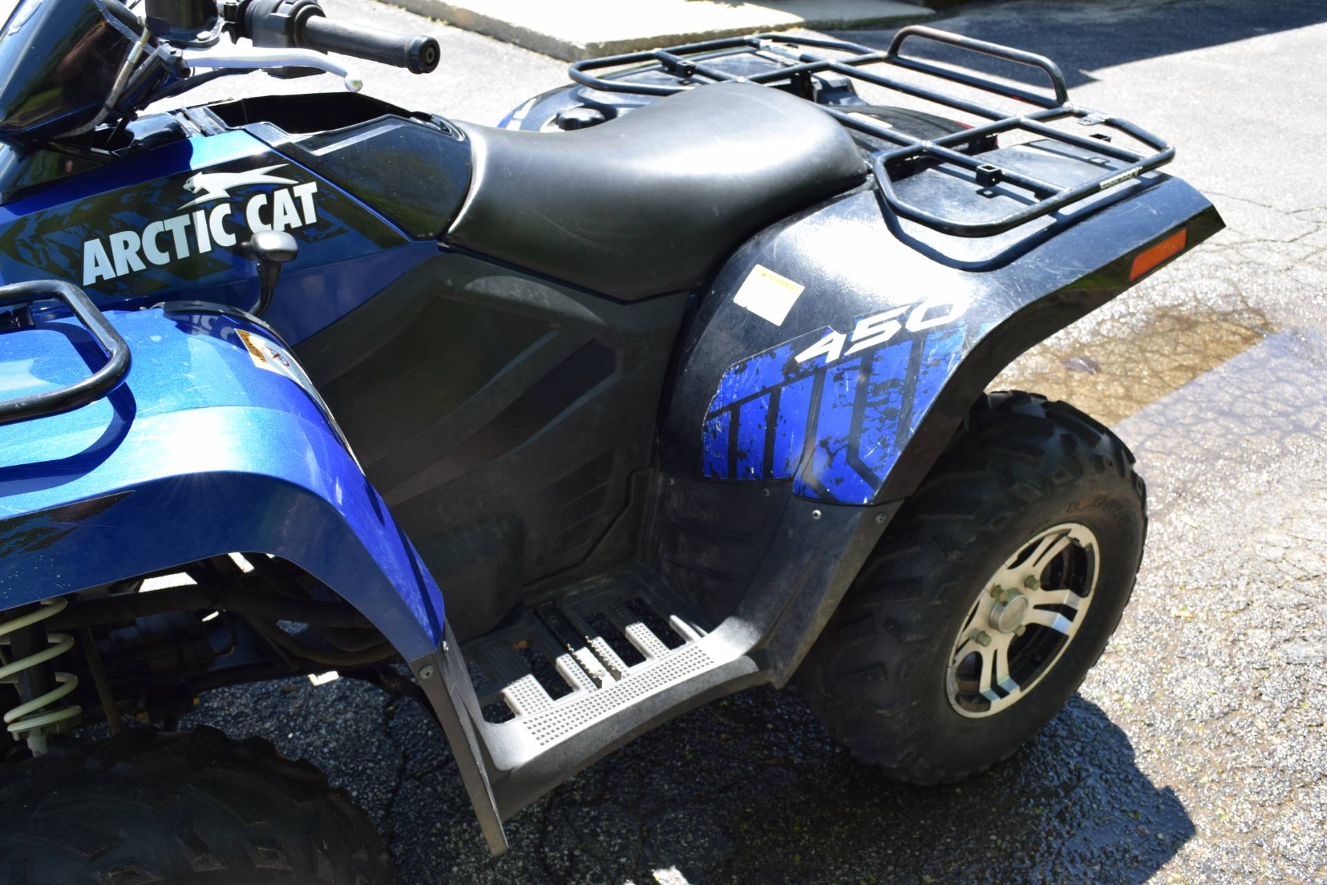 2012 Arctic Cat 450i GT in Wauconda, Illinois - Photo 21