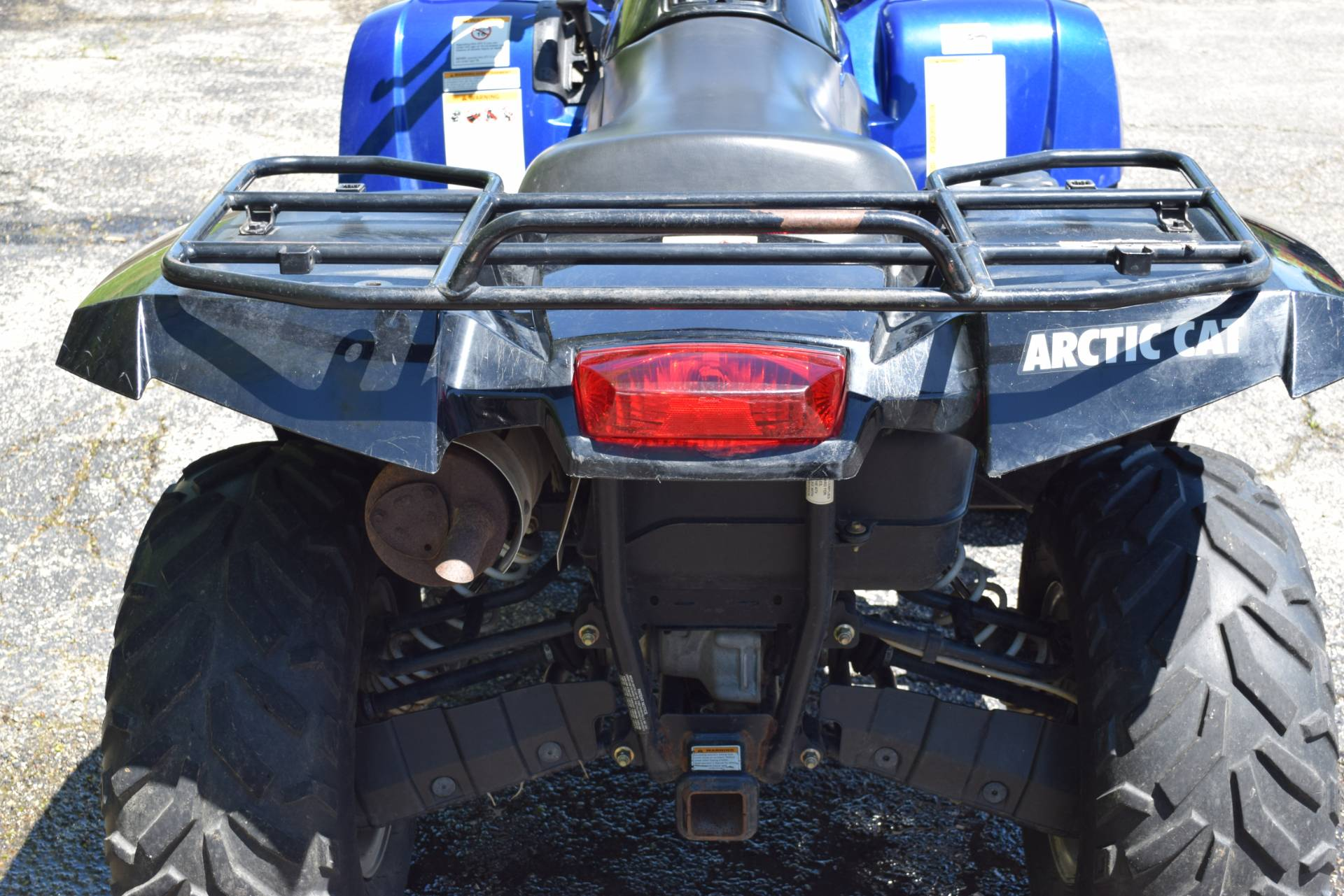 2012 Arctic Cat 450i GT in Wauconda, Illinois - Photo 29
