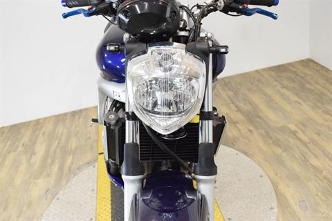 2005 Yamaha FZ6 in Wauconda, Illinois