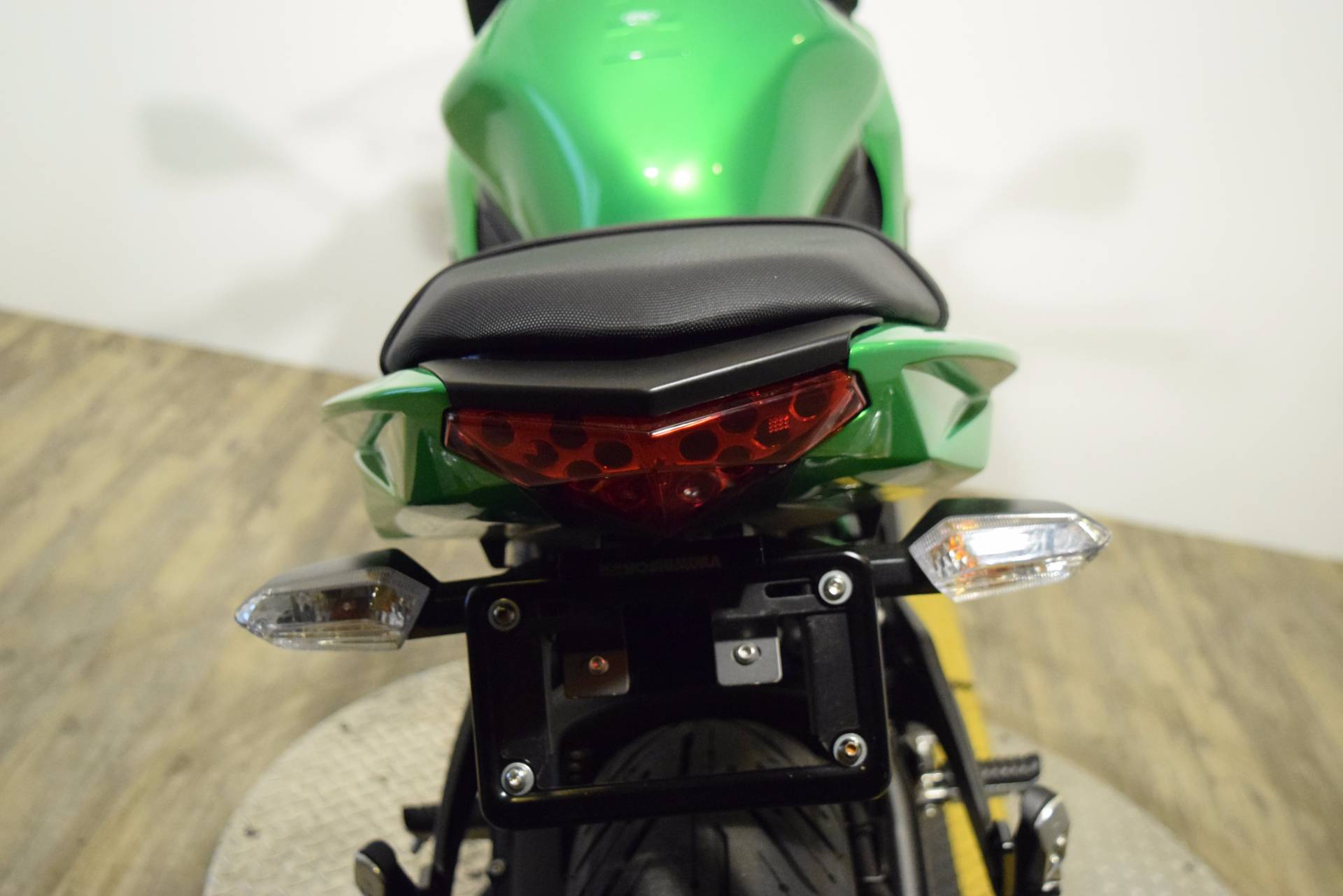 2015 Kawasaki Ninja® 650 in Wauconda, Illinois