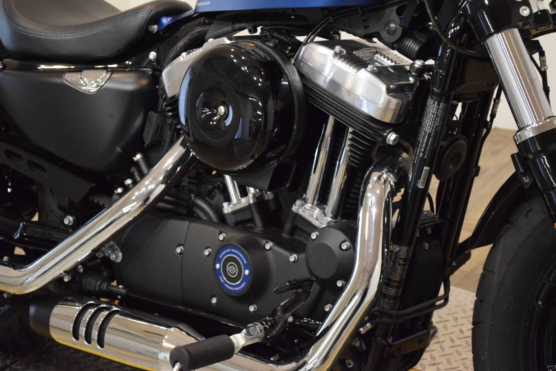 2018 Harley-Davidson Forty-Eight in Wauconda, Illinois - Photo 4