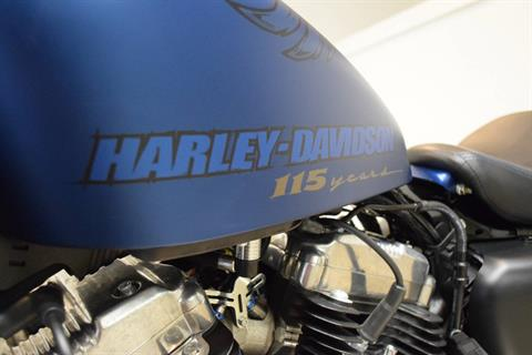 2018 Harley-Davidson Forty-Eight in Wauconda, Illinois - Photo 23