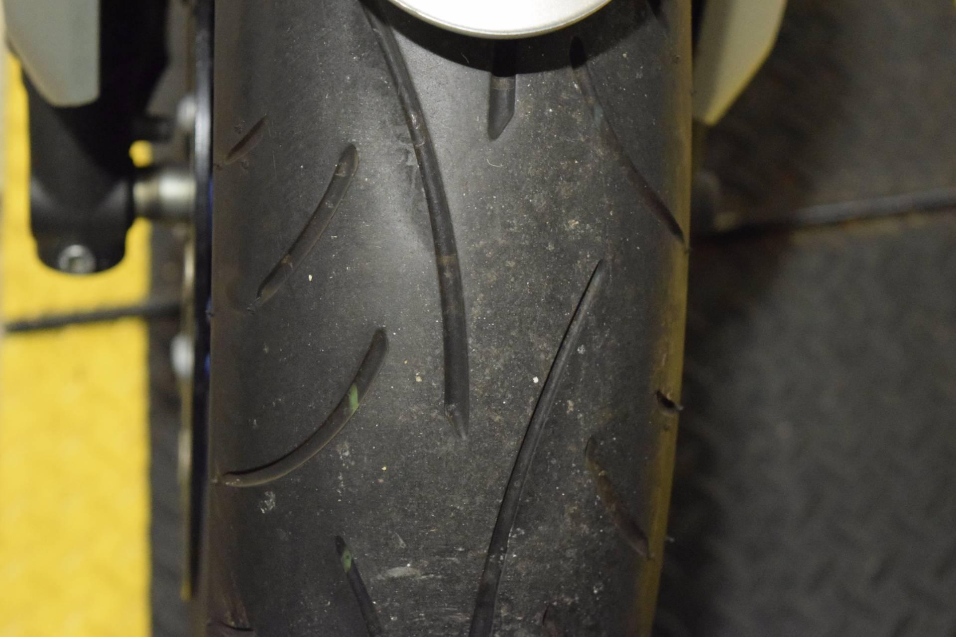 2015 Yamaha FZ-09 12