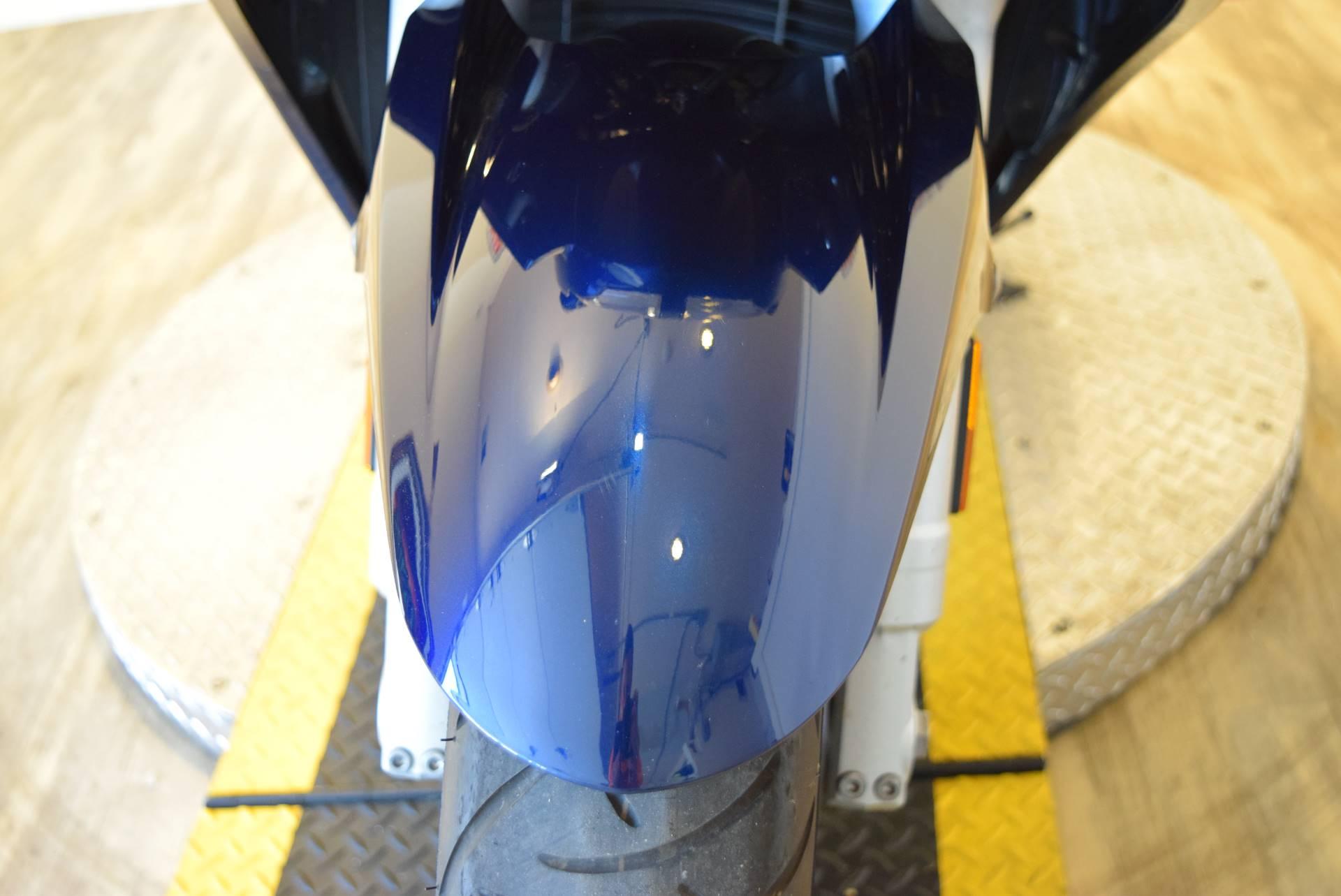 2012 Yamaha FJR1300A 8