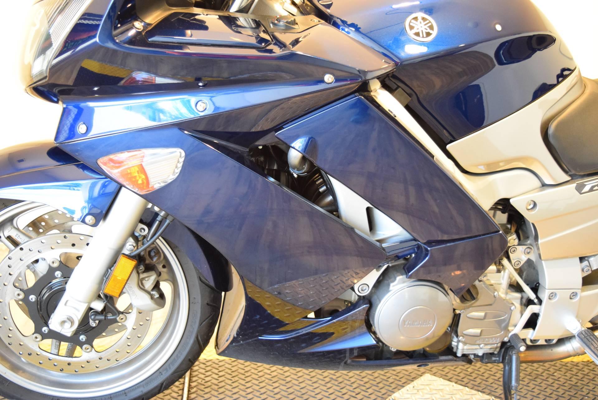 2012 Yamaha FJR1300A 12
