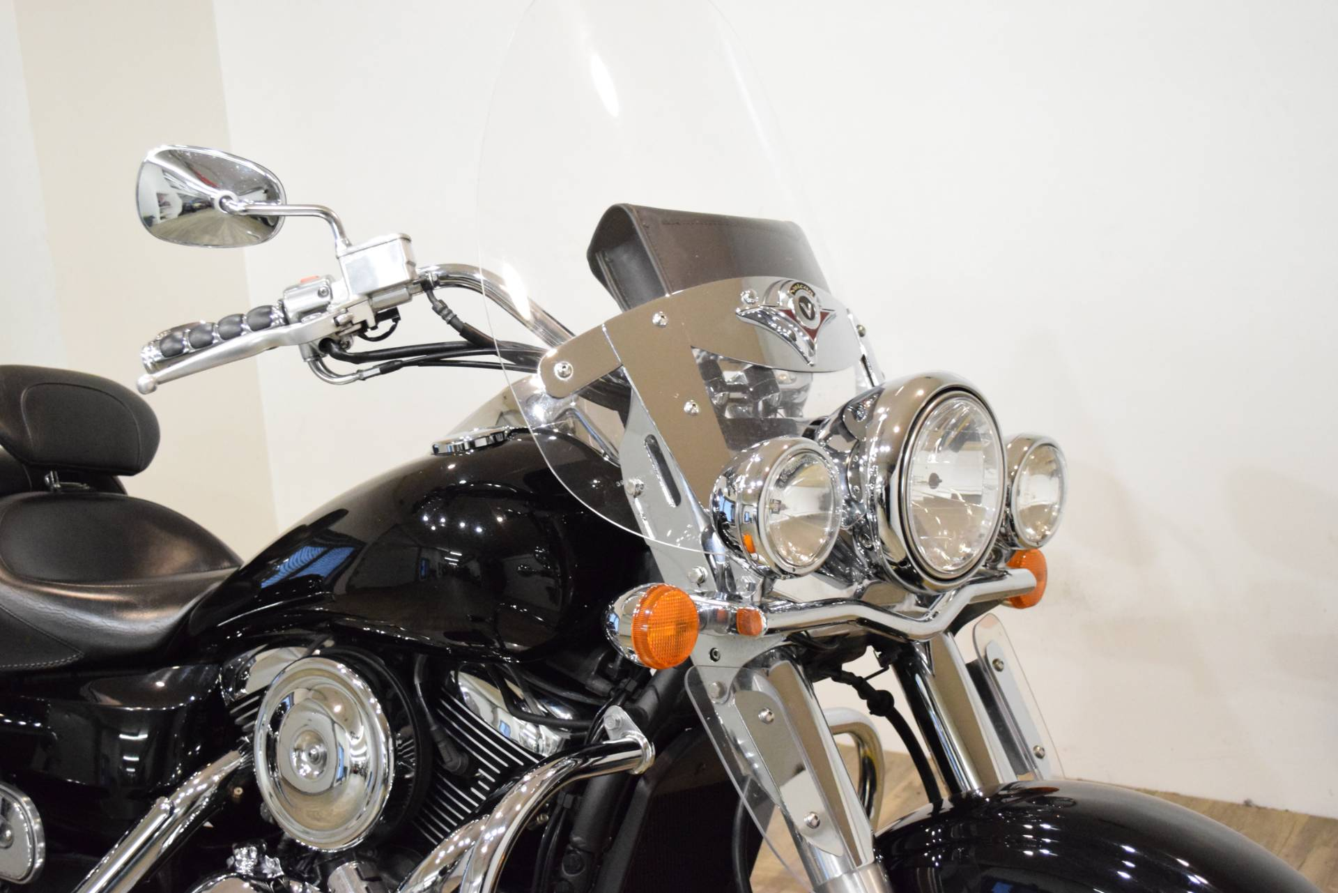2008 Kawasaki Vulcan® 1600 Nomad™ in Wauconda, Illinois - Photo 3