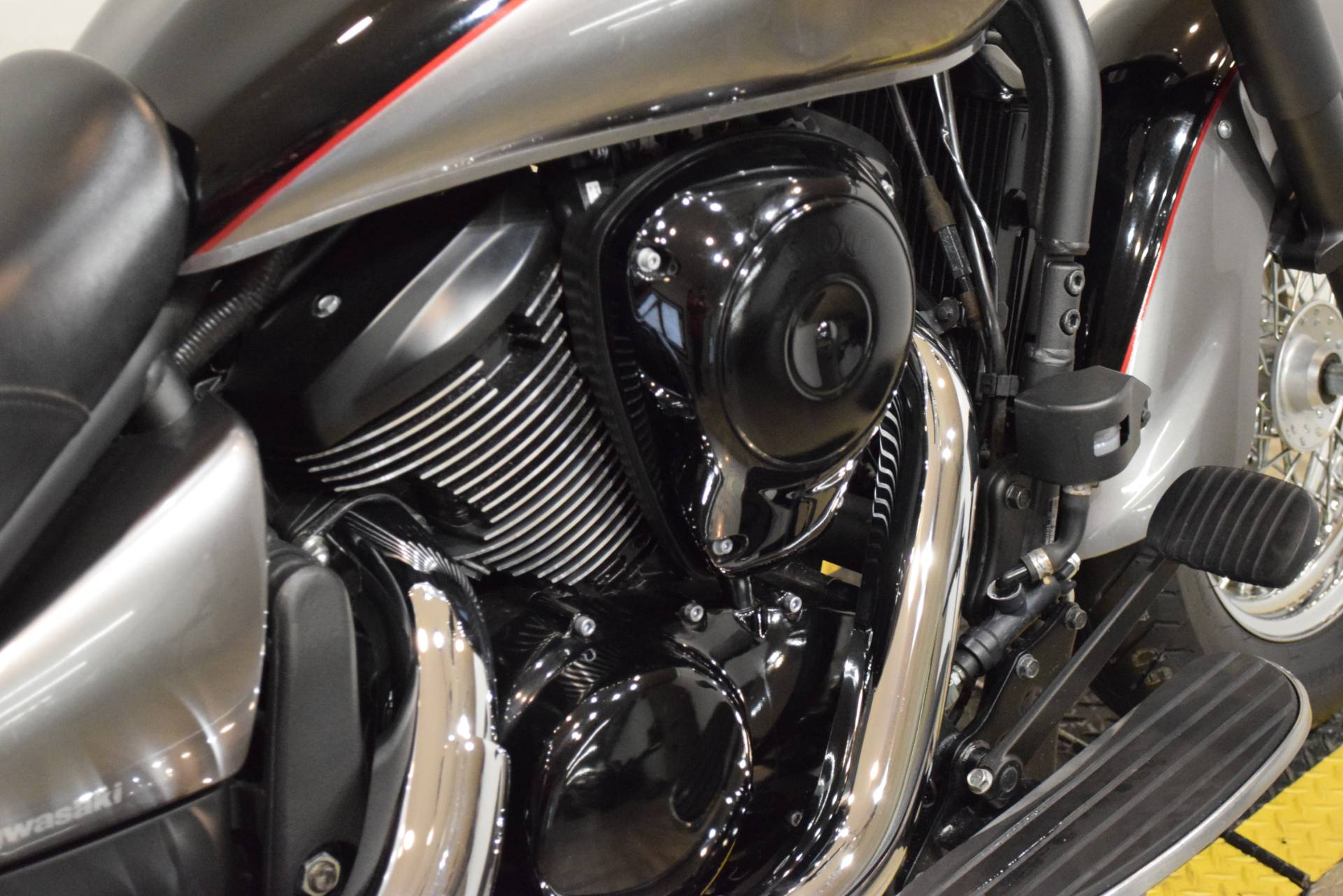 2014 Kawasaki Vulcan® 900 Classic in Wauconda, Illinois - Photo 7