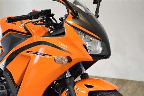 2016 Honda CBR300R in Wauconda, Illinois - Photo 3